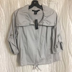 Grey Jacket New with Tags Size Large